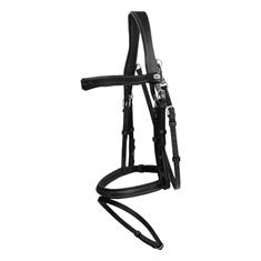 Hoofdstel Dy'on Working Collection Flash Noseband With Snap Hooks